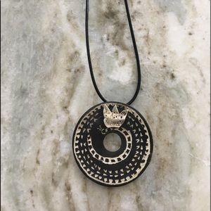 Hand Made Porcelain Necklace